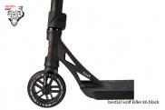 Bestial Wolf Killer K6 Black ® - Scooter Nivel Pro XXL, altura 93 cm.✓
