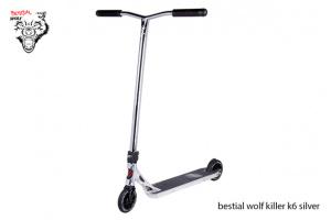 Bestial Wolf Killer K6 Silver