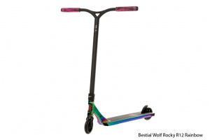 Bestial Wolf Rocky R12 Rainbow