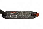 Patinete Bestial Wolf Rocky R6
