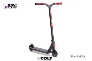 Blunt Colt S3