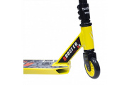 Patinete Bestial Wolf Booster B6 Amarillo