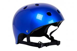 Casco SFR Azul Met