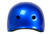 Casco Skate SFR Essentials Azul Metalizado
