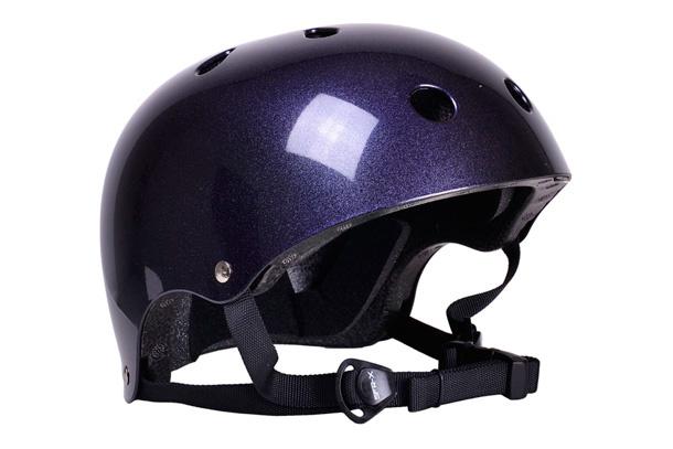 Casco Skate SFR Essentials Violeta Metalizado
