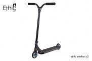 Ethic Artefact V2 ®  ➨ Scooter Freestyle de Nivel Pro, tamaño XL ✓
