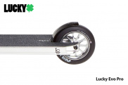 Scooter Freestyle Lucky Evo Pro Raw ® - Nivel avanzado, tamaño XL