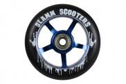 Rueda Patinete Scooter Slamm Essential 100 mm. de aluminio.