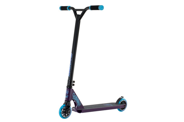 Patinete Scooter Slamm Phantom II - Nivel Avanzado