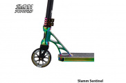 Slamm Sentinel ® color Neochrome  ➨ Scooter freestyle de nivel medio