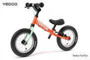 Bicicleta infantil Yedoo TooToo  ® ➡ Para niños entre 1.5 y 4 años
