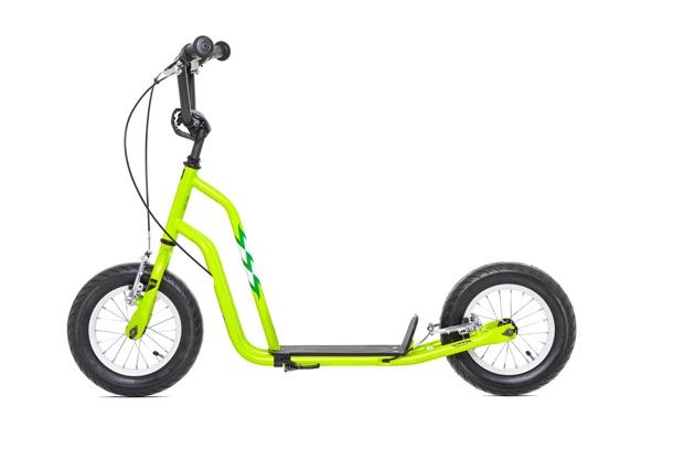 Patinete de ruedas grandes Yedoo Wzoom ® ➨ Niños a partir de 6 años.