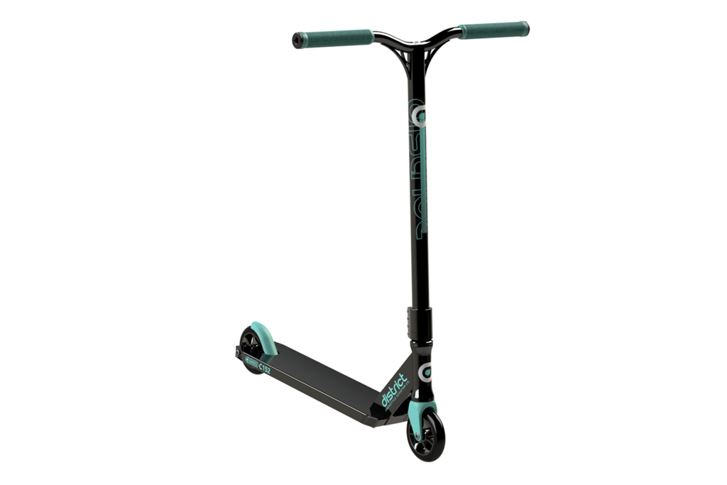 Scooter District C-Series C152 - Nivel Pro, 85 cm. Altura y 3.3Kg