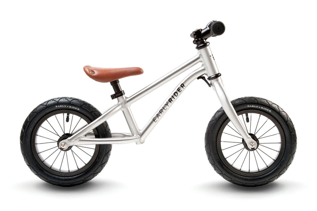 Bicicleta sin pedales de aluminio Early Rider Alley Runner 12""