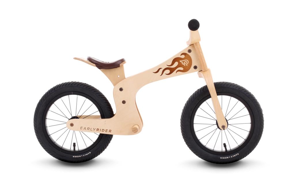 "Bicicleta de Madera Early Rider Evo 14"""