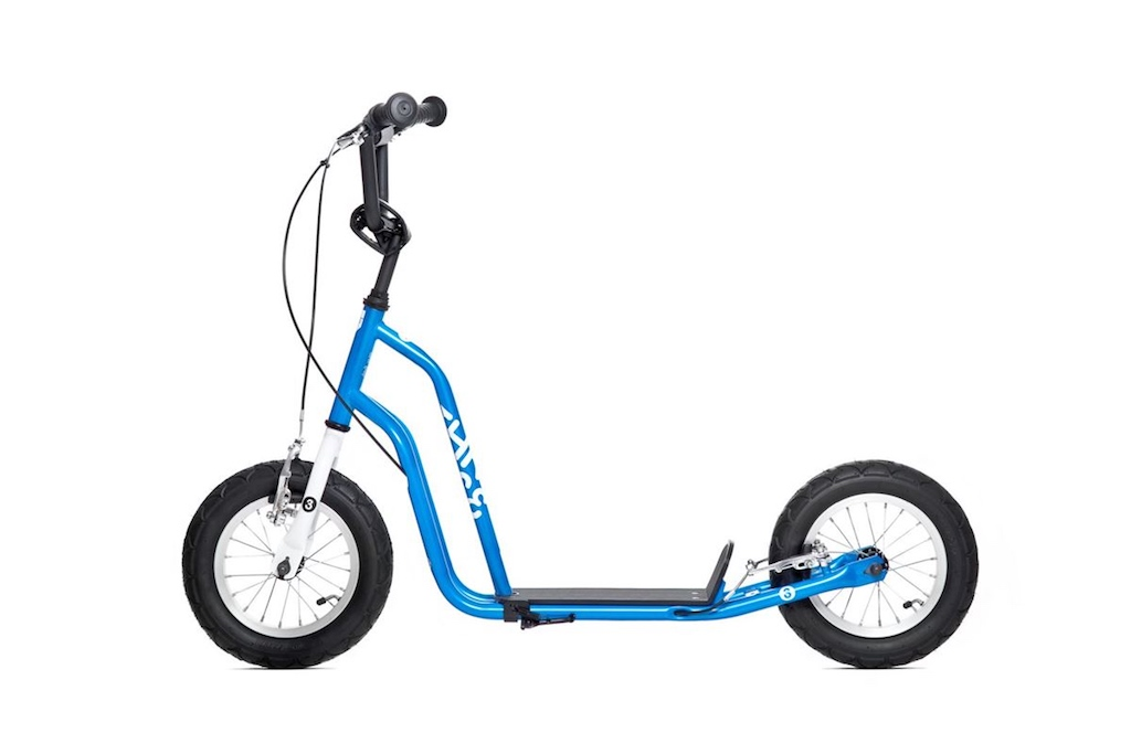 "Patinete de ruedas grandes Yedoo Three 03 ® ➨ Ruedas de 12""."